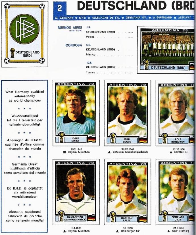 panini world cup 1978 010   desmanipulador